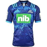 adidas Auckland Blues Camiseta de Equipación, Hombre, Azul (Azuosc/Azusol), M