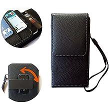 AXELENS Universel Housse Étui pour Smartphones avec Passant et Clip de  roulement de Ceinture - en 9ecc6ac7d69