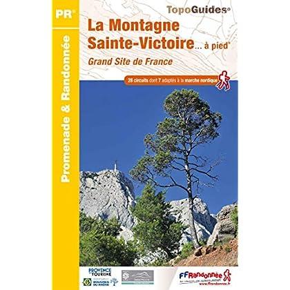 La montagne Sainte-Victoire... à pied
