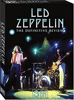Led Zeppelin - The Definitive Review (3 DVDs)