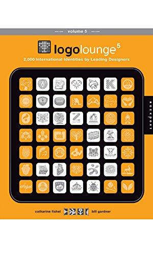 LogoLounge 5: 2,000 International Identities by Leading Designers (Logolounge (Hardcover)) (v. 5) (English Edition)