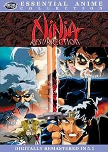 Ninja Resurrection [2004] (REGION 1) (NTSC)