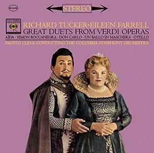Great Duets from Verdi Operas