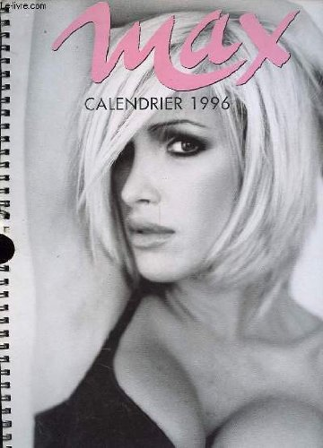 Calendrier 1996 max - ophelie winter