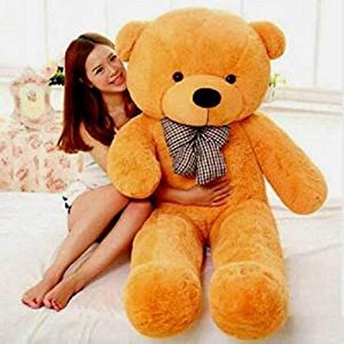 BN SOFT TOYS Teddy Bear { Colour Brown . Size 5 Feet }