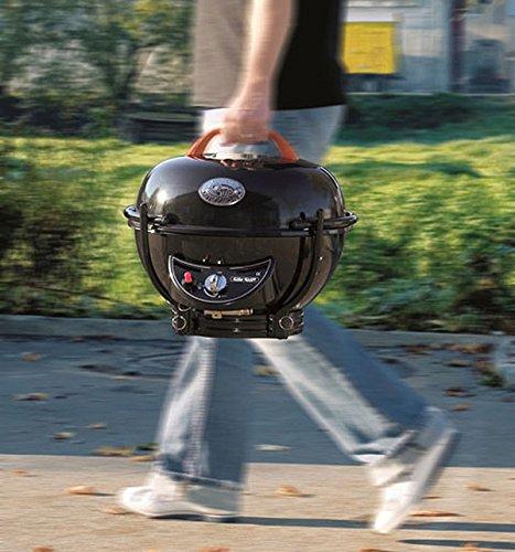 Outdoorchef CTOUTD–Portable Gas barbecue, 42x 48x 50cm, Black