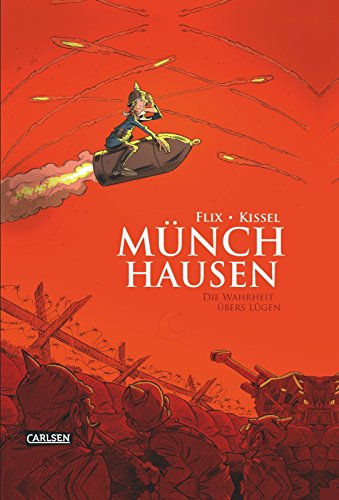 Buchseite und Rezensionen zu 'Münchhausen: Die Wahrheit über das Lügen' von Flix