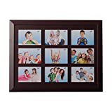 eCraftIndia Jumbo Family Collage Brown P...