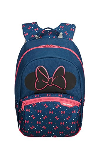Samsonite Disney Ultimate 2.0 - Zainetto per Bambini, 35 cm, 10.5 L, Multicolore (Minnie Neon)