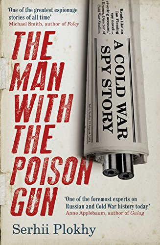 Read The Man with the Poison Gun: A Cold War Story PDF