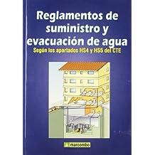 Reglamentos de Suministro y Evacuación de Agua