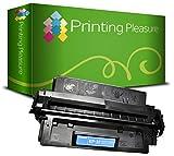 Printing Pleasure Premium Toner Schwarz Kompatibel für HP Laserjet 2200, 2200D, 2200DN, 2200DSE, 2200DT, 2200DTN, 2200N, 2100, 2100M, 2100SE, 2100TN, 2100XI