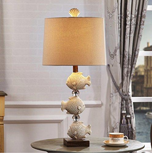 Warm Creative Studie Wohnzimmer Schlafzimmer Beleuchtung Mediterran Jane Europa Kreativ Kleinfisch Bett Lampe Scheinwerfer Kinder
