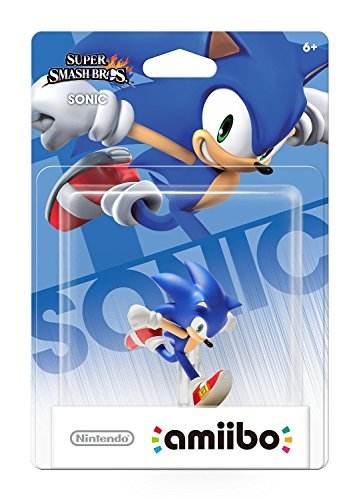 Nintendo amiibo® Figur | Super Smash Bros - Sonic