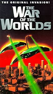 War of the Worlds [VHS] [Import USA]