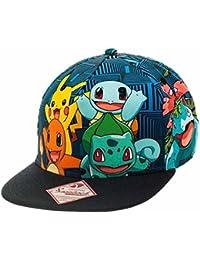 Pokémon Snapback Kappe Charmander and Friends [Import allemand]