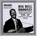 Big Bill Broonzy Vol. 10 1940