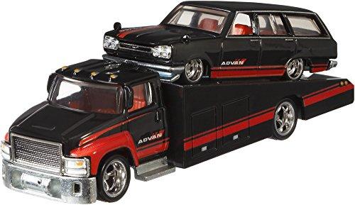 Hot Wheels Carry On y Nissan Skyline