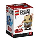 LEGO Brickheadz- Rey, Star Wars, Multicolore, 41602