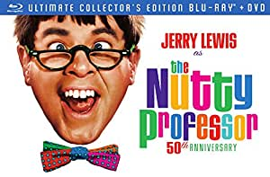 Nutty Professor: 50th Anniversary [Blu-ray] [US Import]