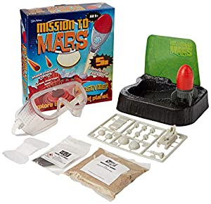 John Adams 10623 Science, Experiment, Explore, Space, Planet, Mars, Multi