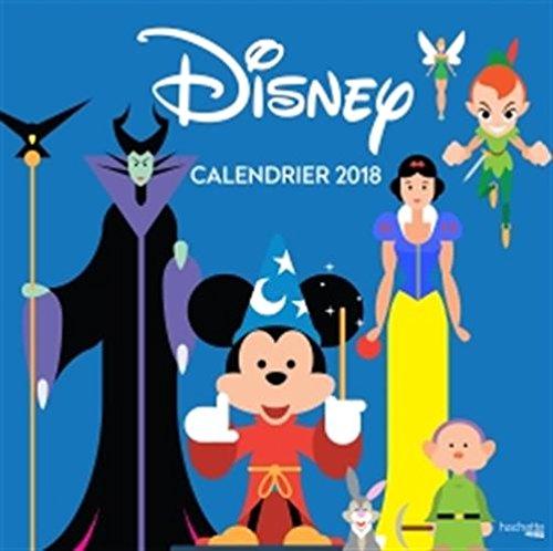 Calendar Disney Graphics par Bunka