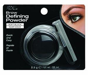 Ardell Brow Defining Powder HD Brows (Soft Black)