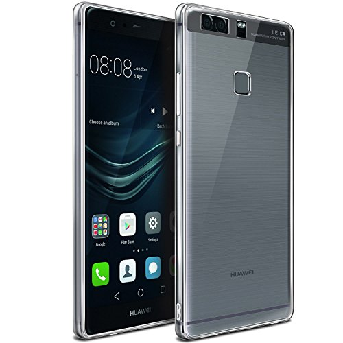 Huawei P9 Hülle, Danibos Transparent Premium Bumper hardcase Schutzhülle für Huawei P9 (Huawei P9)