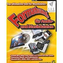 FormatWandler für Audio- und Musikdateien