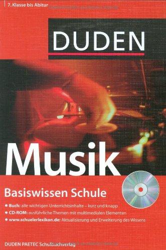 Musik: 7. Klasse bis Abitur