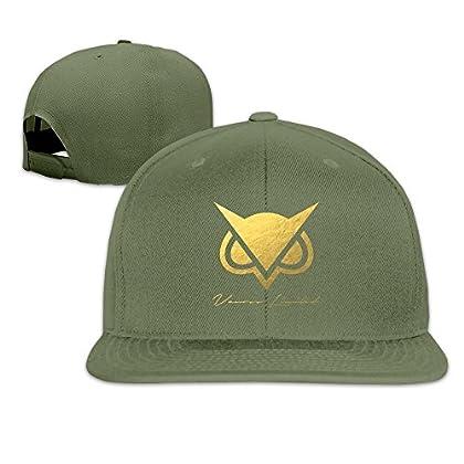 beetful vanoss Gaming Oro Búho Plain ajustable Gorra Sombreros Caps 0351c9ac3aa