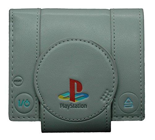 Preisvergleich Produktbild Sony PlayStation Geldbeutel Geldbörse PS1 Shape Wallet Brieftasche Portemonnaie