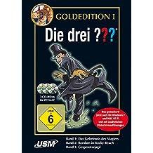 Die drei ??? - Gold Edition Band 1 - 3 - [PC/Mac]