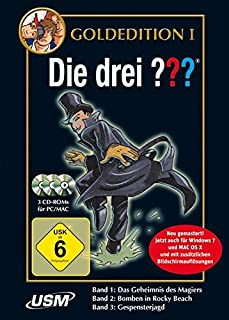 Die drei ??? - Gold Edition Band 1 - 3 - [PC/Mac] (3803244242)   Amazon Products