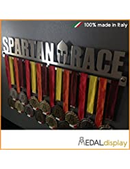 MEDALdisplay Spartan Race Porte-médailles mural