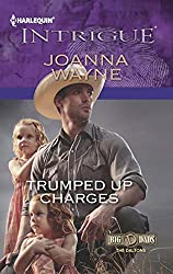 Trumped Up Charges (Mills & Boon Intrigue) (Big 'D' Dads: The Daltons, Book 1)