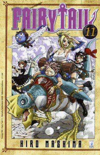 Fairy Tail: 11 (Young) por Hiro Mashima