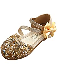Huhua-Baby Sandal Sandals For Boys, Scarpe Primi Passi Bambine Rosa Hot rosa, Blu (blu), 36 2/3 EU