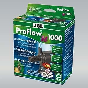 Jbl - Pompe à Eau Aquarium - Proflow - U1000