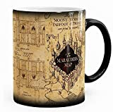 Harry Potter con licencia Mauraders mapa Magic Morphing Taza – producto oficial producto