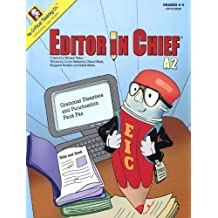 Editor in Chief A2 by Carrie Beckwith (2012-01-01)