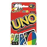Mattel Kartenspiel UNO Get Wild