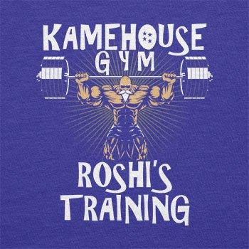 TEXLAB - Kame Gym - Herren Langarm T-Shirt Marine
