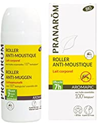 Pranarôm Aromapic Roller Anti-Moustique Bio Eco