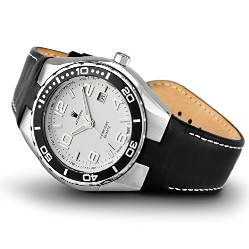 Astboerg at716swl-Armbanduhr Herren