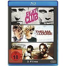 Brad Pitt Collection - Fight Club/Thelma & Louise/Kalifornia