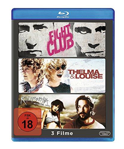 Bild von Brad Pitt Collection - Fight Club/Thelma & Louise/Kalifornia [Blu-ray]