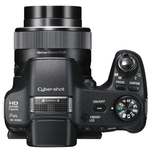 Imagen 8 de Sony DSC-HX200VB