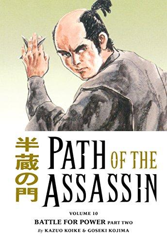 Path of the Assassin Volume 10: Battle For Power Part Two: Battle for Power v. 10, Pt. 2