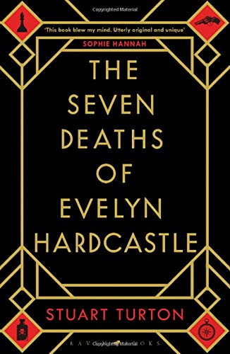 The Seven Deaths Of Evelyn Hardcastle por Turton Stuart